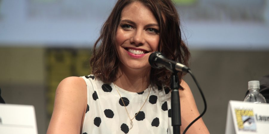 lauren cohan salaire the walking dead